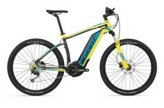 GIANT Dirt E+ 2, Hardtail Electric Bike 2016-Large