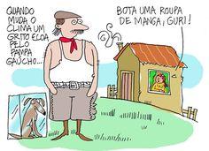 Diário de um Gaúcho Grosso: FRIO...NO RIO GRANDE DO SUL