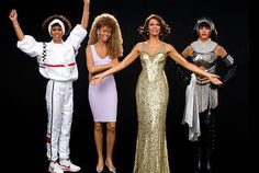 Legendary Muse: Madame Tussauds Debuts 4 Statues In Honor Of Whitney Houston