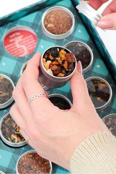 The countdown continues! 🎄 📆 Teas, Acai Bowl, Community, Breakfast, Food, Acai Berry Bowl, Morning Coffee, Tees, Essen
