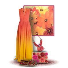Red one  #red #orange #boldjewelry #bohochic #bohemian #hippiejewelry #gypsynecklace #trendyjewelry #tassels #fringe #shiny #rhinestones #cotton #yarnnecklace #yarn #multicolor #colorful #etsy #etsylove #instalike #instadaily #Necklace
