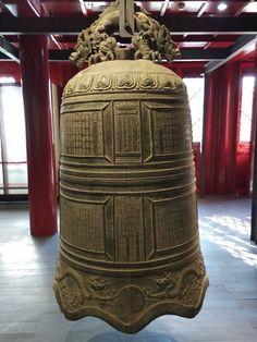 北京・覚生寺(大鐘寺古鐘博物館)