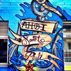 Street Art St. Pauli http://wp.me/p4gFnr-AY