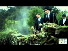 ▶Brilliant commercial set to 'The Parting Glass' ... Tullamore Dew Irish Whiskey - YouTube