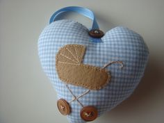 New baby Boy heart