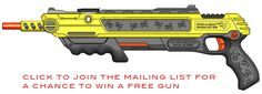 BUG-A-SALT: The Original Salt Gun -- A really fun way to kill flys and other bugs around the house and yard.