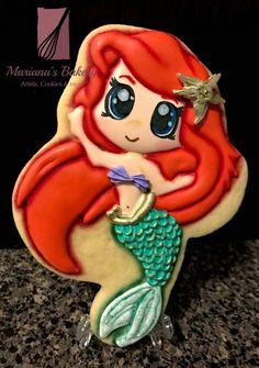 Que linda Ariel