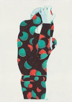 Christopher Kane #1 Menswear A/W 2014 by Derek Gores. £700 (Excludes VAT)