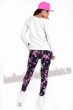 Trening Dama Casual New York Model Deosebit Online Shopping For Women, Pajama Pants, Pajamas, New York, Clothes For Women, Casual, Model, Fashion, Pjs