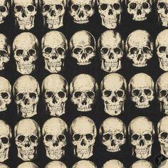 Rad Skulls - Black