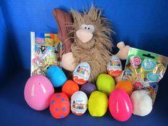 Play Doh Kinder Surprise Eggs - My Little Pony - Kinder Surprise. Spongebob Blind bags