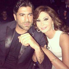 Wael Kfoury and Elissa #XFactor #arabs