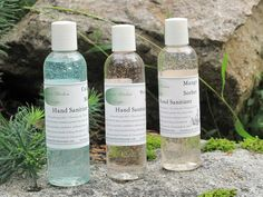Hand Sanitizers From Summer Kitchen Soaps