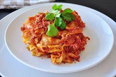 Recipe of the Day: Crock Pot Lasagna
