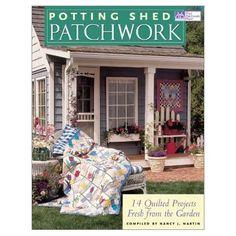charming potting shed