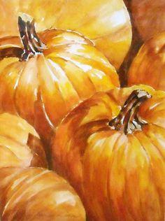 Whittier Artists: Pumpkin Patch, JoAnna Abrahamian