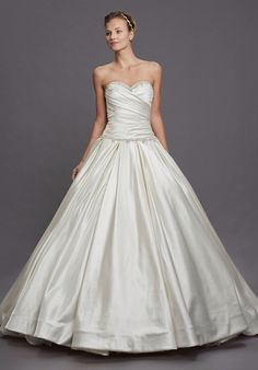 Pnina tornai Ball Gown Wedding Dress Unique Pnina tornai 2019 Wedding Dresses Ivory soft Satin Beads Crystals A Line Floor Length Bridal Gowns Plus Size Beach Robe De Mariée Pinina Tornai Wedding Dresses, Princess Wedding Dresses, Bridal Wedding Dresses, Wedding Ceremony, Bridal Style, Wedding Cakes, Pnina Tornai, How To Dress For A Wedding, Princess Ball Gowns