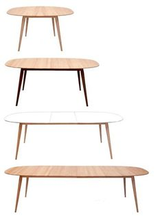 Bruunmunch Play spisebord LERCHE design