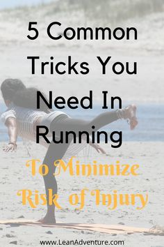 5 Common tricks You Need In Running To Minimize Risk of Injury Running Gear, Running Workouts, Running For Beginners, Lose Weight, Adventure, Health, Sports, Hs Sports, Beginner Running