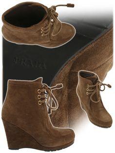 Prada Womens Shoes - Fall - Winter 2012/13
