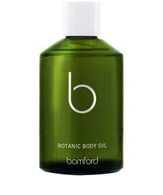 BAMFORD Botanic Body Oil │ 植萃潤膚油
