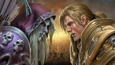 Get ready to choose sides all over again, as the Alliance/Horde conflict will be reignited this summer in World of Warcraft: Battle for Azeroth. World Of Warcraft, Warcraft 3, Arms Warrior, Ems World, Sylvanas Windrunner, Tomb Raider Cosplay, Cinematic Trailer, Video Game News, Video Games