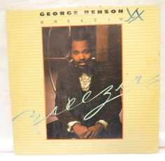 Vintage Record George Benson Breezin' Album by FloridaFinders, $6.00