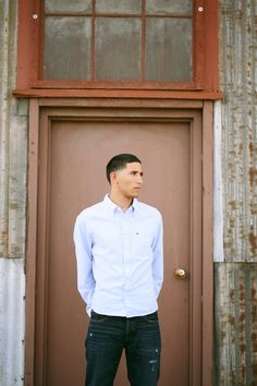 High School Senior Boy Session | Senior Photography