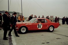 World Wide Touring Car Racing results Ford Mustang 1964, Mustang Cobra, Shelby Mustang, Sports Car Racing, Race Cars, Auto Racing, Vintage Cars, Vintage Auto, Pony Car