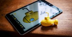 App Makes Designing in 3-D as Easy as Using Microsoft Paint | WIRED