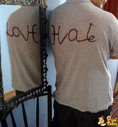 Bill Giyaman posted Love Hate shirt to their -inspiring quotes and sayings- postboard via the Juxtapost bookmarklet. Decir No, Love Quotes, Text Quotes, Strong Quotes, Quotable Quotes, Poetry Quotes, Bible Quotes, Picture Quotes, Quotes Quotes