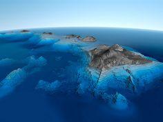Virtual Hawaiian Islands