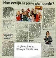 Zutphense Koerier 12-12-2012 Words, Horse