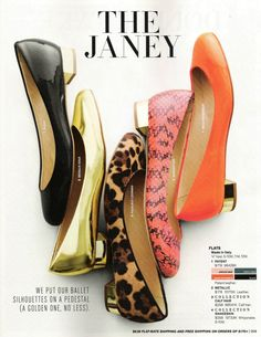 Best shoes I've ever owned ever. J Crew Catalog, Shoes Ads, Metallic Flats, J Crew Style, Open Toe Sandals, Trendy Shoes, Vintage Shoes, Style Guides, Designer Shoes