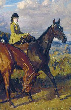an elegant side saddle horse rider Figure Painting, Equestrian Art, Vintage Art, Artwork, Beautiful Drawings, Horse Painting, Animal Drawings, Victorian Art, Art Inspiration