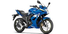 Suzuki Gixxer SF 2015, carenada y colores MotoGP