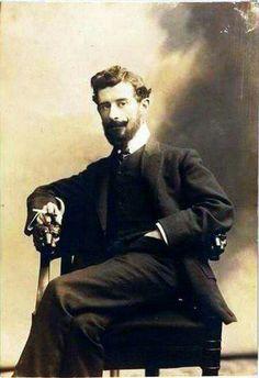 Maurice Ravel. 1895.