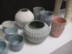 vases from Lenneke Wispelwey found at DDW (Dutch Design week) 2012