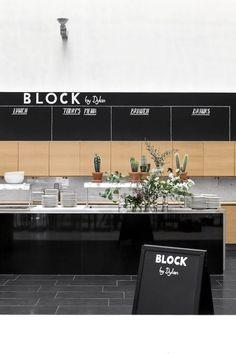 BLOCK by Dylan lunch & brunch restaurant, Eteläranta 18, Helsinki.