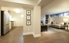 Basement apartment from season 10 of Income Property