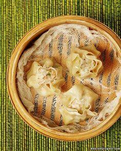 Classic Comfort Foods // Shrimp Shau Mai Recipe