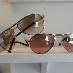 Aviators are so in Summer 2012. Get these at SEE for $99