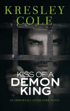 Kiss of A Demon King | Kresley Cole (Immortals After Dark #7)