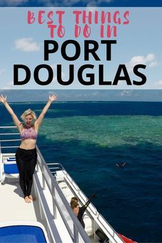 BEST THINGS TO DO IN PORT DOUGLAS