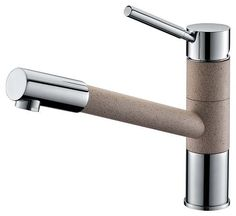 kitchen sink faucet with 360 degree spout ---- www.faucetx.com
