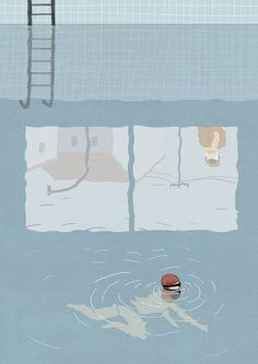Il·lustracio by Pau Valls