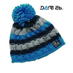 Dare2b dětská zimní čepice Dream Up Beanie Blue | Dětské čepice, rukavice, šály |4baby.cz - dětské oblečení a potřeby pro děti