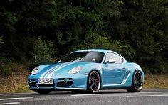 Porsche Cayman (by ThomvdN) Custom Porsche, Porsche Cars, Porsche Replica, Cayman S, Porsche Boxster, Classic Sports Cars, Sexy Cars, Fast Cars, Cars And Motorcycles