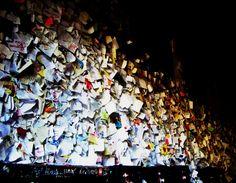 Verona, Italy - Juliet's wall