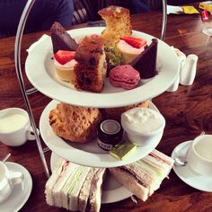 Afternoon tea @ Dunboyne Castle #notdublinbutcloseenough Lactose Free Options, Ivy Restaurant, Afternoon Tea, Dublin, Catering, Irish, Ireland, Castle, Food And Drink